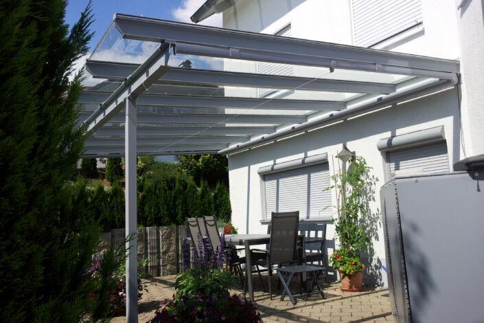 terrassen berdachung treffelhausen stahlbau n gele. Black Bedroom Furniture Sets. Home Design Ideas