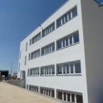 SF-Bau-Abnhame und Urkundenübergabe-Erweiterung Logistik- und Produktionshalle-Unterensingen-Stahlbau-Komplettbau-Industriebau